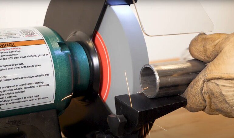 bench grinder variable speed control