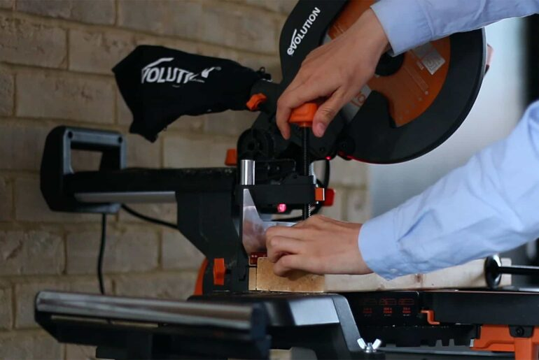 miter saw stopped working