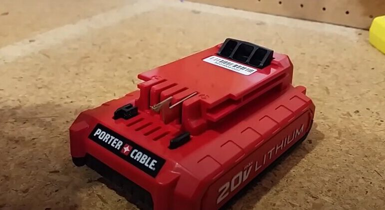porter cable battery charger problems