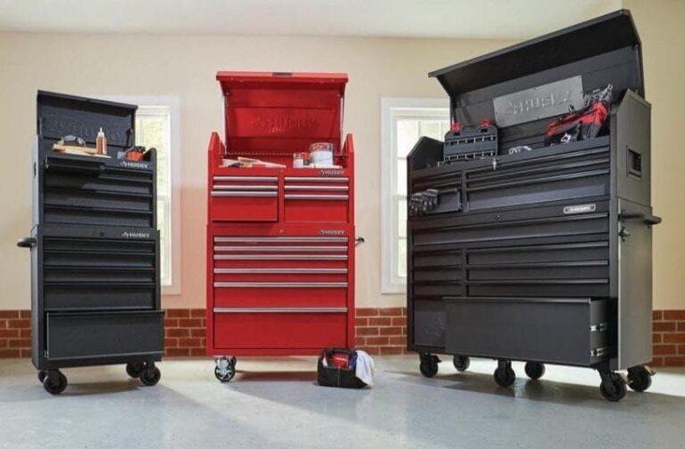 husky vs craftsman tool chest